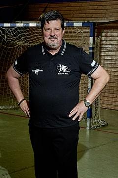 Physiotherapeut Jörg Pohlenz