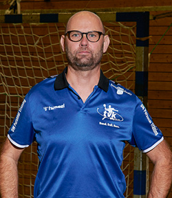 Trainer Dirk Wolf